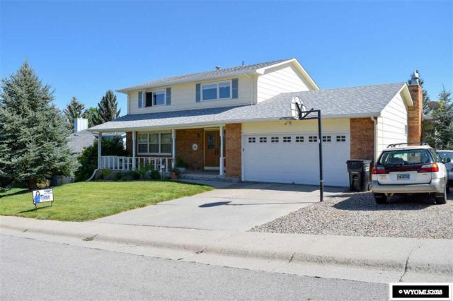 915 Stafford, Casper, WY 82609 (MLS #20184528) :: Lisa Burridge & Associates Real Estate