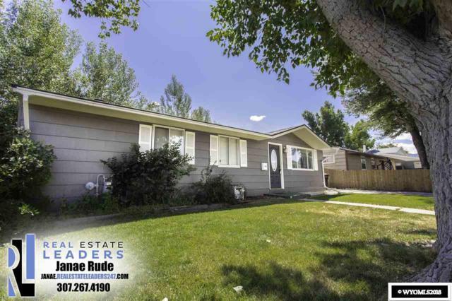1635 Cody Avenue, Casper, WY 82601 (MLS #20184544) :: Lisa Burridge & Associates Real Estate