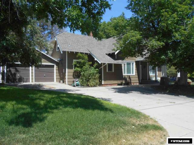 901 Date Street, Rawlins, WY 82301 (MLS #20184550) :: RE/MAX The Group