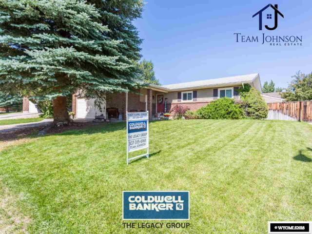 1130 Derby Street, Casper, WY 82609 (MLS #20184563) :: Lisa Burridge & Associates Real Estate