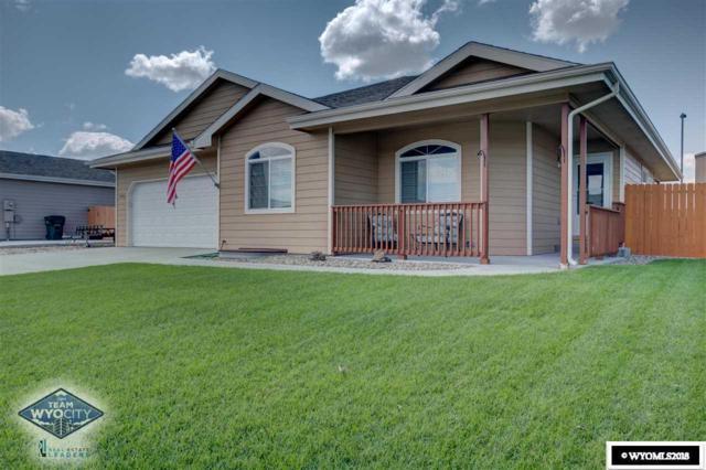 1943 Lakota Trail, Bar Nunn, WY 82604 (MLS #20184571) :: Real Estate Leaders