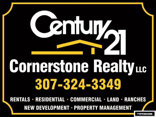 2110 Dunphail, Rawlins, WY 82301 (MLS #20184591) :: Real Estate Leaders
