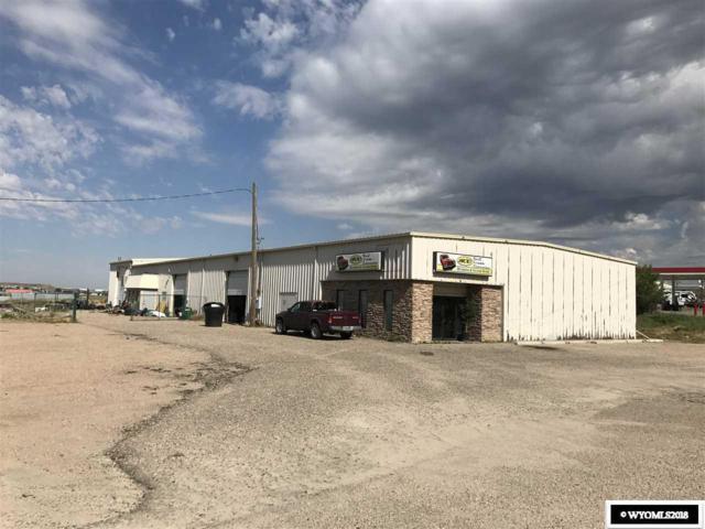 300 Salt Creek Hwy, Casper, WY 82601 (MLS #20184624) :: Lisa Burridge & Associates Real Estate
