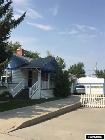 1130 S Ash Street, Casper, WY 82601 (MLS #20184638) :: Lisa Burridge & Associates Real Estate