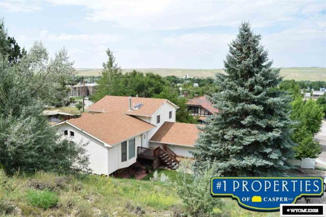 224 S 6th Street, Glenrock, WY 82637 (MLS #20184645) :: RE/MAX The Group