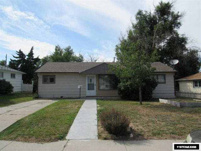 160 N Iowa Avenue, Casper, WY 82609 (MLS #20184650) :: RE/MAX The Group