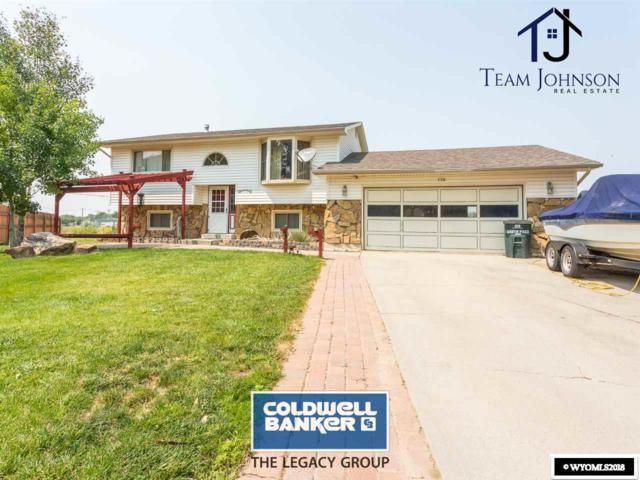 126 South Pass, Glenrock, WY 82637 (MLS #20184652) :: RE/MAX The Group