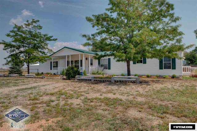 2727 Taxiway Place, Casper, WY 82604 (MLS #20184678) :: RE/MAX The Group