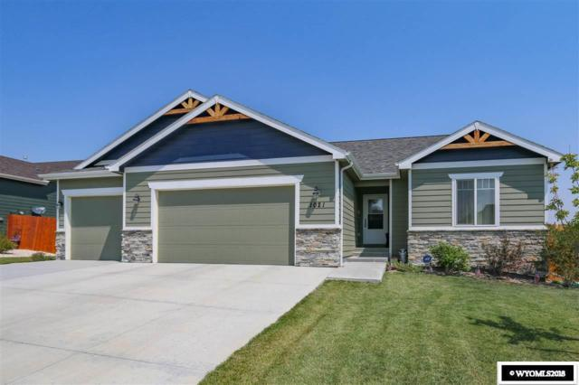1021 Prairie River Drive, Casper, WY 82604 (MLS #20184692) :: Lisa Burridge & Associates Real Estate