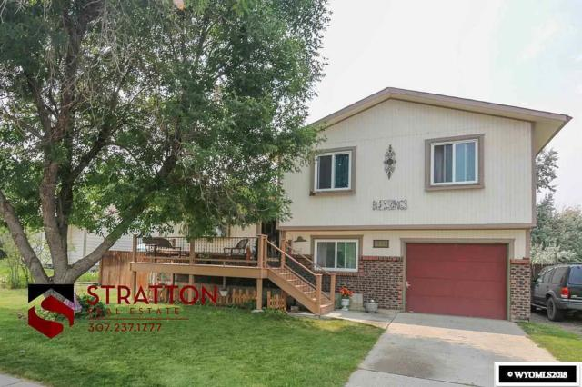 1936 Lilac, Casper, WY 82604 (MLS #20184700) :: Real Estate Leaders