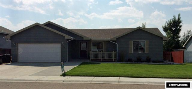 622 River Rock Trail, Evansville, WY 82636 (MLS #20184715) :: RE/MAX The Group