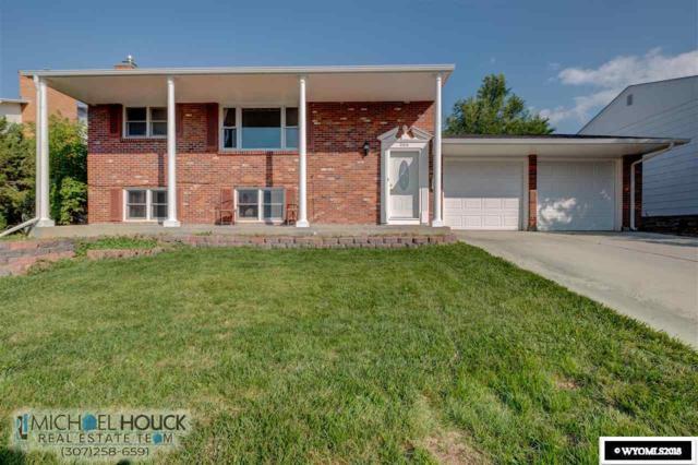 2015 S Lennox, Casper, WY 82609 (MLS #20184717) :: Real Estate Leaders