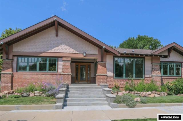 108 E 10th Street, Casper, WY 82601 (MLS #20184740) :: Lisa Burridge & Associates Real Estate