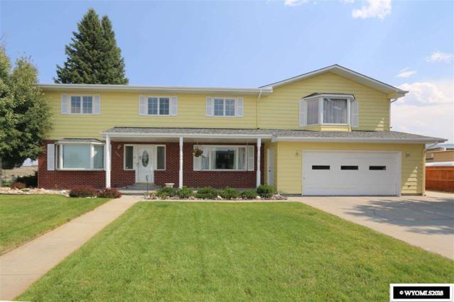 2241 Belmont Road, Casper, WY 82604 (MLS #20184751) :: Lisa Burridge & Associates Real Estate