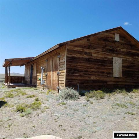 75 Prairie Spring Ln, Atlantic City, WY 82520 (MLS #20184755) :: RE/MAX The Group