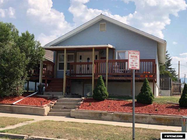 619 W 10th Street, Casper, WY 82601 (MLS #20184761) :: Lisa Burridge & Associates Real Estate