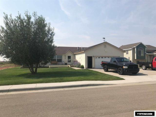 368 Bucho Avenue, Wamsutter, WY 82336 (MLS #20184775) :: Lisa Burridge & Associates Real Estate