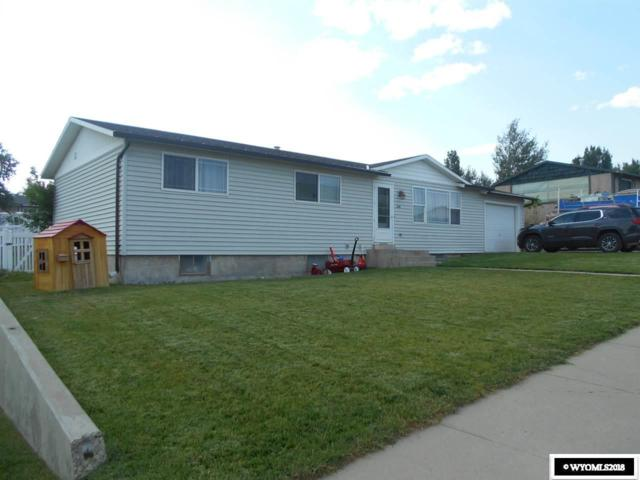 1210 Alpha Street, Rawlins, WY 82301 (MLS #20184777) :: RE/MAX The Group