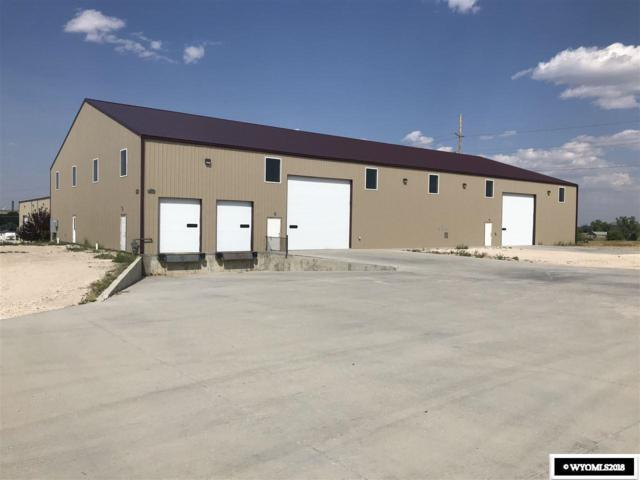 245 Baker Drive, Evansville, WY 82636 (MLS #20184808) :: Lisa Burridge & Associates Real Estate