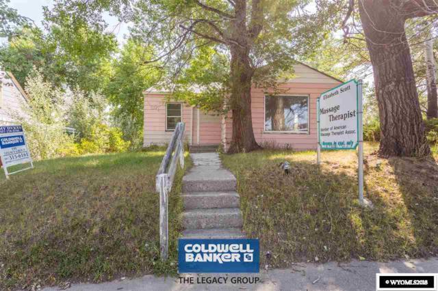 337 S Conwell, Casper, WY 82601 (MLS #20184816) :: Real Estate Leaders