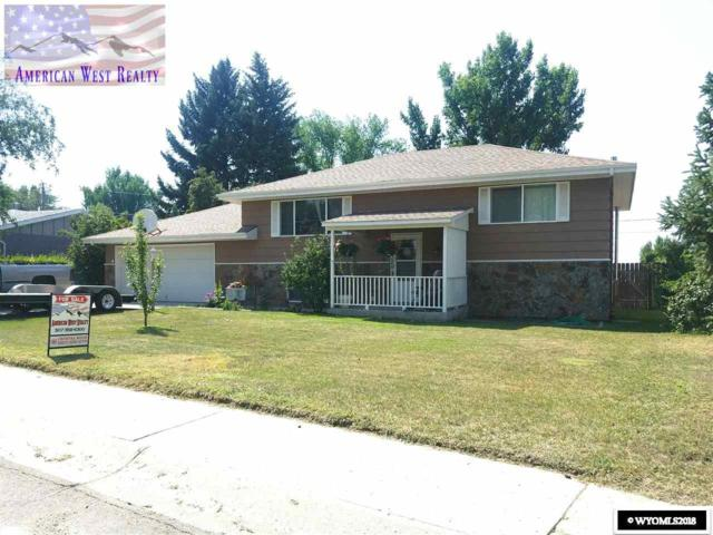 1221 Birch, Douglas, WY 82633 (MLS #20184818) :: RE/MAX The Group