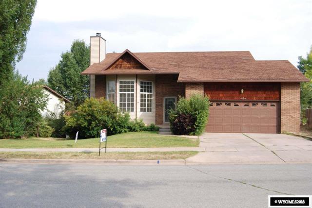 406 Gage Ave., Evanston, WY 82930 (MLS #20184819) :: Lisa Burridge & Associates Real Estate