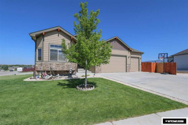 3121 Whispering Springs Road, Casper, WY 82604 (MLS #20184820) :: RE/MAX The Group