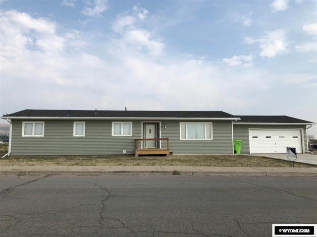 903 Locust Street, Rawlins, WY 82301 (MLS #20184824) :: Real Estate Leaders