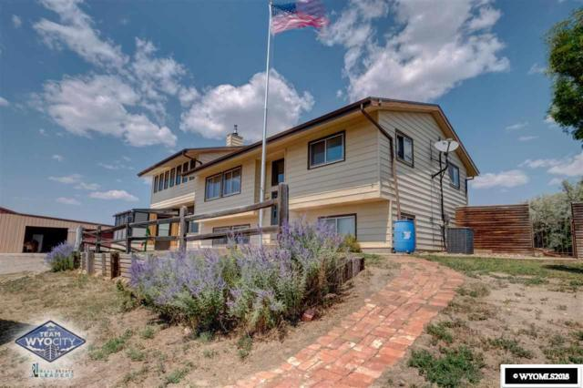 8588 Sandpiper Street, Evansville, WY 82636 (MLS #20184826) :: Real Estate Leaders