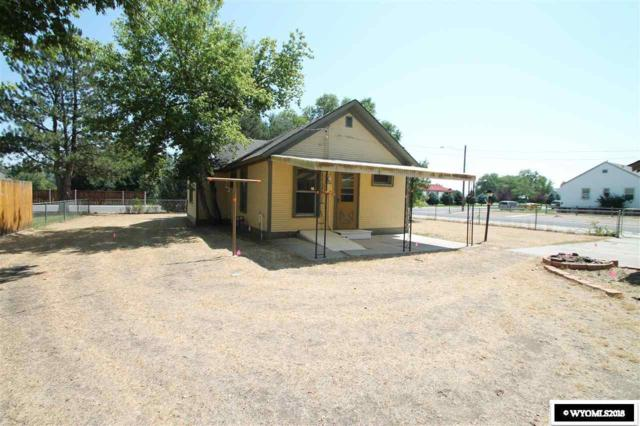 322 S 3rd, Riverton, WY 82501 (MLS #20184832) :: RE/MAX The Group