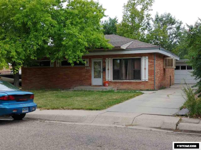 1414 Bon Ave, Casper, WY 82609 (MLS #20184834) :: RE/MAX The Group