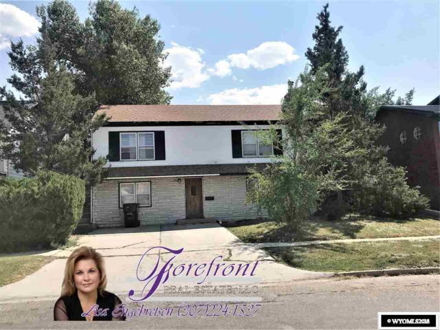 439 W 18th Street, Casper, WY 82601 (MLS #20184840) :: Lisa Burridge & Associates Real Estate