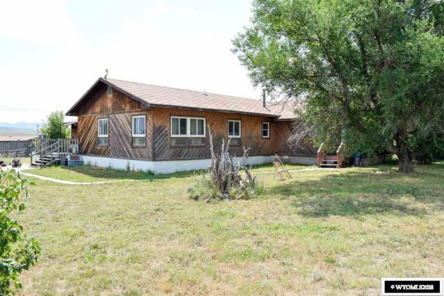 7 Miller Road, Glenrock, WY 82637 (MLS #20184862) :: Lisa Burridge & Associates Real Estate