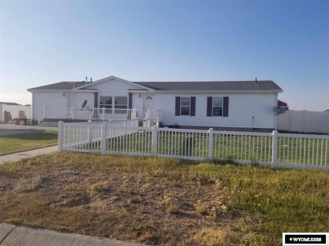 605 Kenneth Street, Marbleton, WY 83113 (MLS #20184868) :: Real Estate Leaders