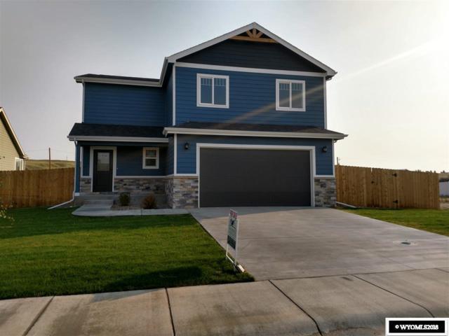 773 Camp Davis Circle, Evansville, WY 82636 (MLS #20184872) :: Lisa Burridge & Associates Real Estate