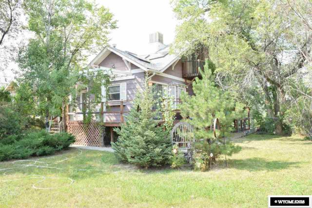 109 W Cedar, Glenrock, WY 82637 (MLS #20184877) :: Lisa Burridge & Associates Real Estate
