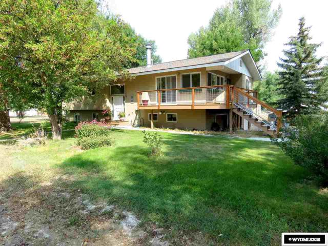480 S Ohio Avenue, Hudson, WY 82515 (MLS #20184892) :: Real Estate Leaders