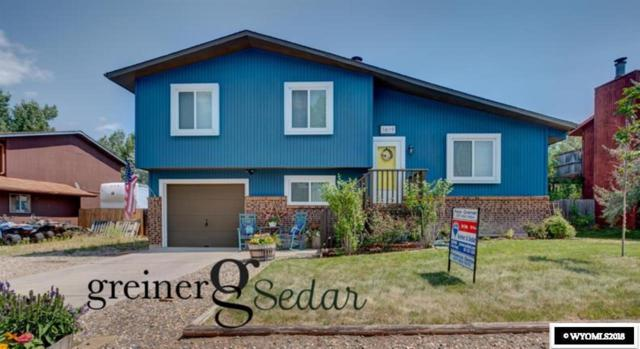 1619 Begonia, Casper, WY 82604 (MLS #20184896) :: Real Estate Leaders
