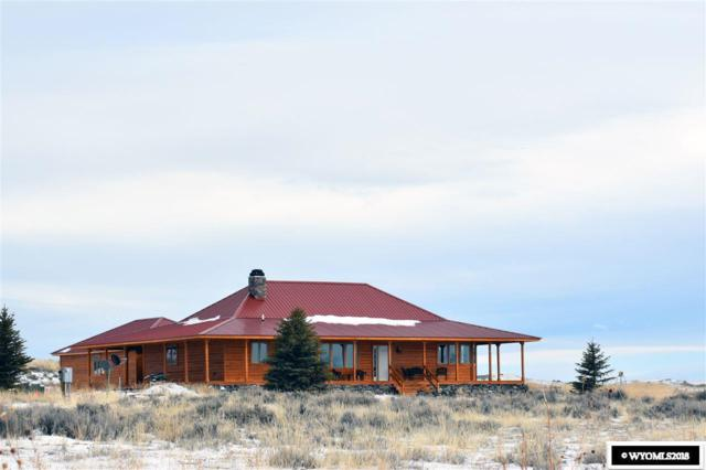 650 Eight Mile, Riverton, WY 82501 (MLS #20184897) :: Real Estate Leaders