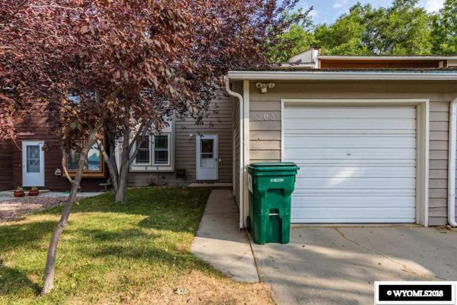 303 Tyler Street, Rock Springs, WY 82901 (MLS #20184899) :: Real Estate Leaders