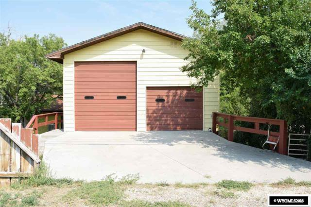 825 S 2nd Street, Glenrock, WY 82637 (MLS #20184903) :: Real Estate Leaders