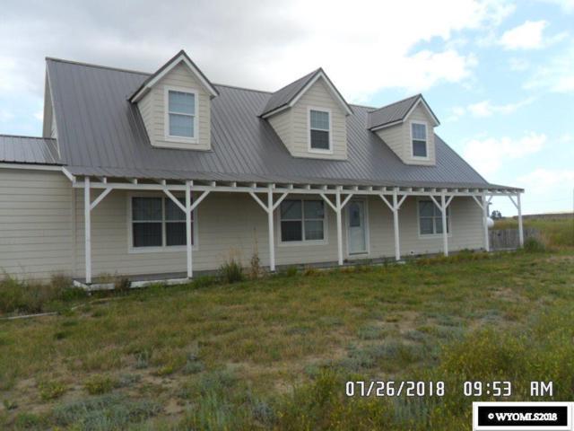 81 S Coyote, Rolling Hills, WY 82637 (MLS #20184911) :: Lisa Burridge & Associates Real Estate