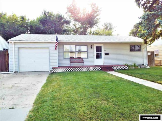 1514 Cody, Casper, WY 82604 (MLS #20184932) :: Lisa Burridge & Associates Real Estate