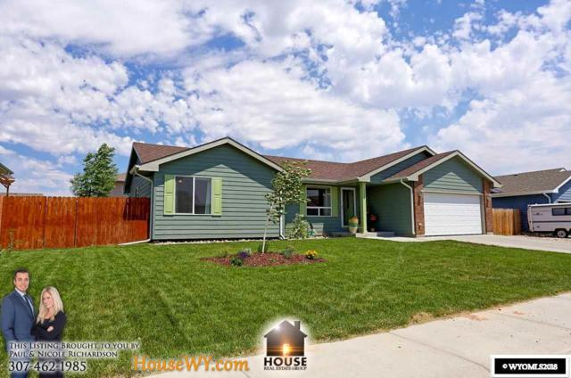 1728 Omaha Trail, Bar Nunn, WY 82609 (MLS #20184935) :: Lisa Burridge & Associates Real Estate