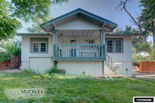 443 W 17th, Casper, WY 82601 (MLS #20184939) :: RE/MAX The Group