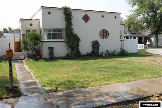 1016 Culbertson Avenue, Worland, WY 82401 (MLS #20184942) :: Lisa Burridge & Associates Real Estate