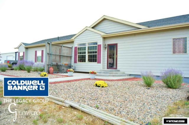 5897 Moki, Casper, WY 82604 (MLS #20184943) :: Lisa Burridge & Associates Real Estate
