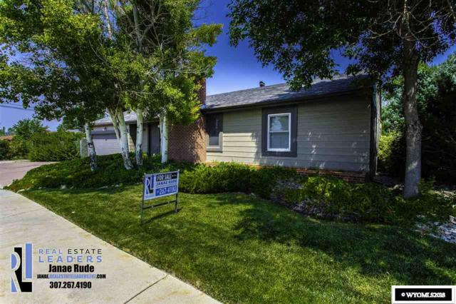 1114 W 20th, Casper, WY 82604 (MLS #20184946) :: Lisa Burridge & Associates Real Estate