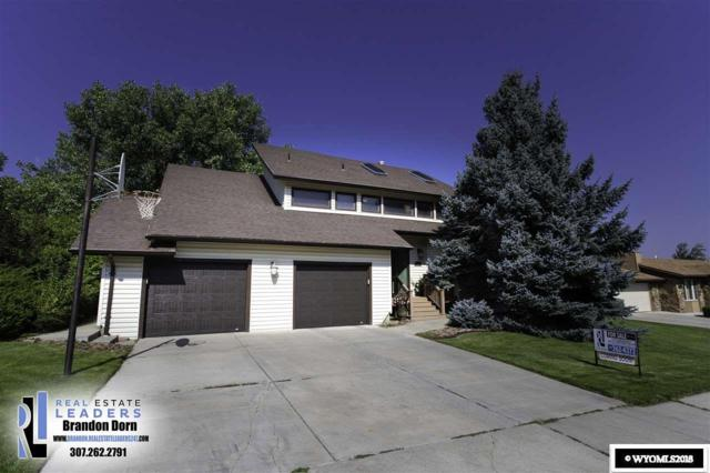 4130 Oak, Casper, WY 82601 (MLS #20184948) :: Lisa Burridge & Associates Real Estate