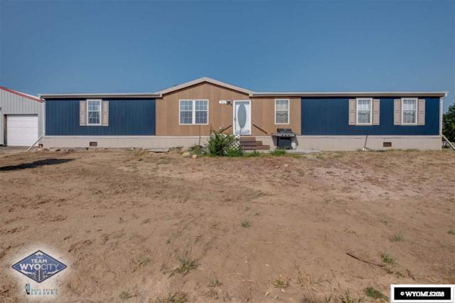 534 Badger Lane, Casper, WY 82644 (MLS #20184949) :: Lisa Burridge & Associates Real Estate